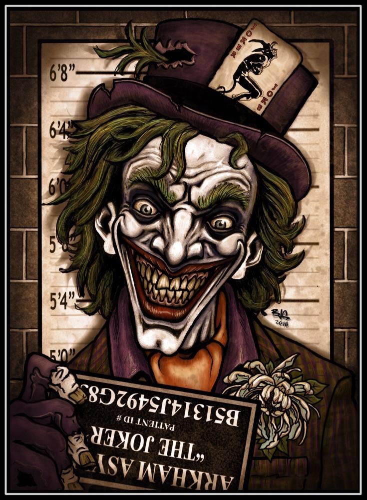 Joker par BradGeiger